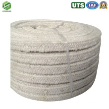 Square Fiber Rope Ceramic with Metallic Wire